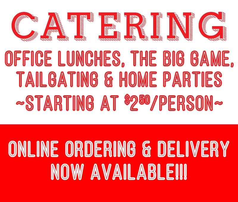 Promotions---Catering