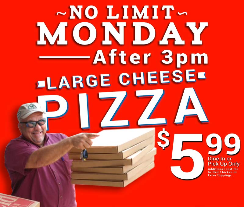 Promotions---Mon-Pizza