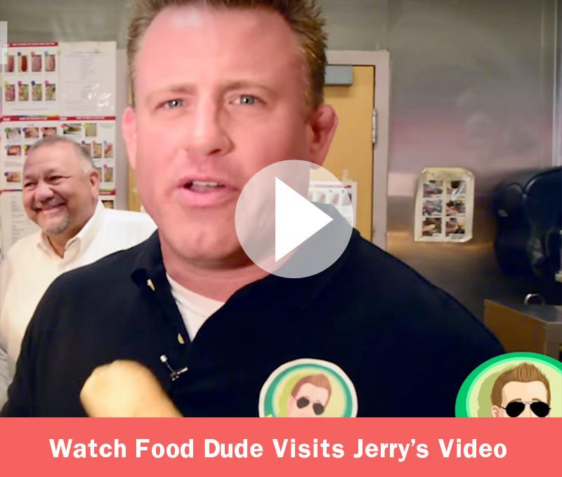 food-dude-video