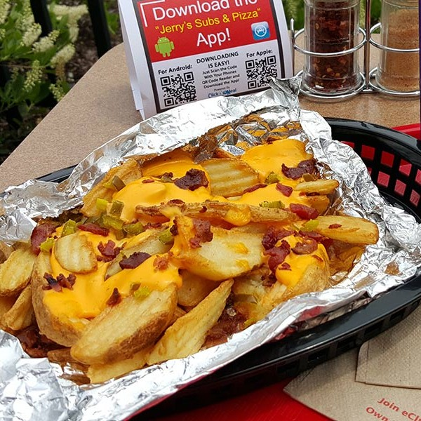 LOADED CHEESE WIZ FRIES